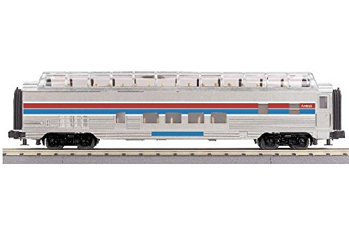 MTH TRAINS; MIKES TRAIN HOUSE AMTRAK PHI 60' FULL VISTA ()