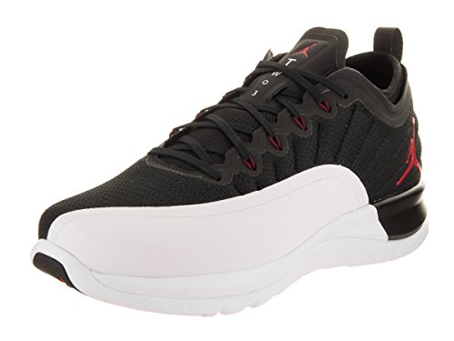 Nike Mens Jordan Trainer Prime Mesh Trainers BLACK/GYM RED-WHITE