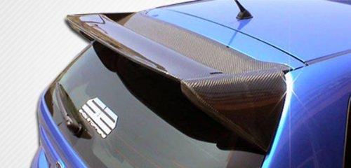 c HB Duraflex Type M Roof Window Wing Spoiler - 1 Piece ()