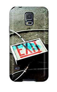 Roy Cooper NZItzeO7766SfUNt Case Cover Galaxy S5 Protective Case Dark Exit