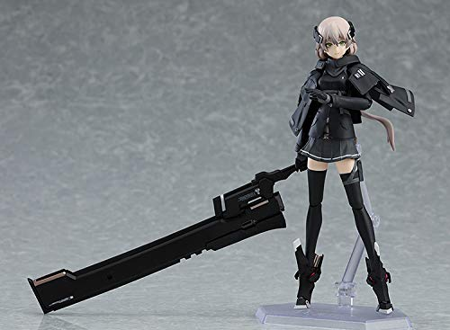 figma 重兵装型女子高生 壱[another]ノンスケール ABS&PVC製 塗装済み可動フィギュア