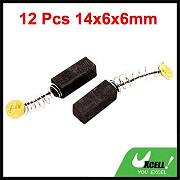 Review 12pcs 14x6x6mm elettrici a