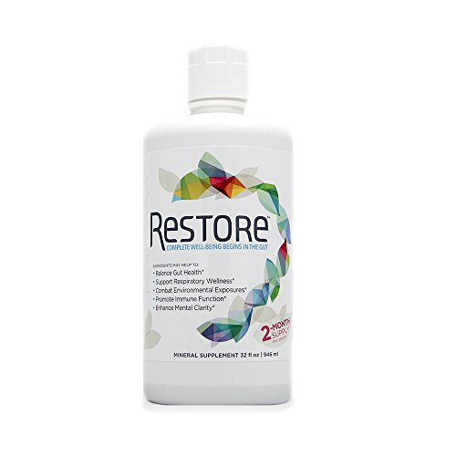 RESTORE Restore Improved Wellness Digestion