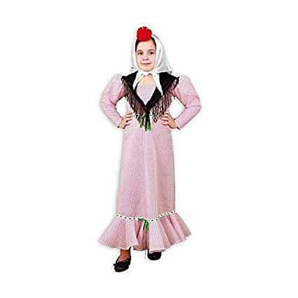 3 Y Disfraz Madrileña Juguetes Manton PañueloAmazon Fantasia 4 Yvgbf76y