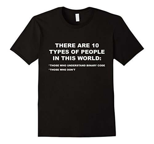 Men's Funny Programmer Shirt | Coder Shirt | Geek Gifts Medium Black