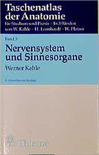 Taschenatlas Anatomie. in 3 Bänden: Taschenatlas der Anatomie für ...