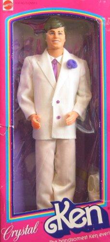Mattel Ken Crystal Doll Bambole Fashion