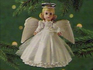 QX6614 Hallmark Twilight Angel Madame Alexander Holiday Angels 3rd