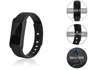 Airis SB01 Reloj Inteligente - Relojes Inteligentes (Micro-USB ...