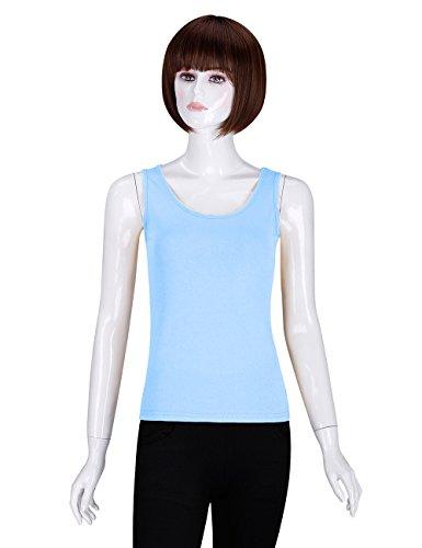 865d7e4bd5544 ADAMARIS Cotton Camisoles for Women Tank Tops for Women Pack Camis Vest