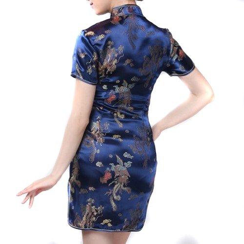 Hee Grand Damen China Cheongsam Kleid Abendkleid Partykleid ...