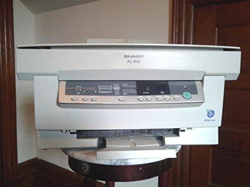 Sharp AL-800 Paper Copier Laser Printer Plotter Print Business Computer pc Desktop Office Architect Copy Machine Prints Work Designer Design