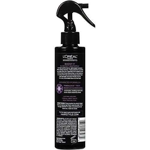Buy heat protectant spray for fine hair
