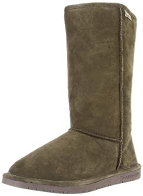 BEARPAW Women's Emma Tall 612-W Boot,8 B(M) US,Maple
