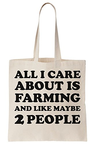 Farming 2 Canvas Care All About Tote Like Bag Is Maybe And I People xgqAFO