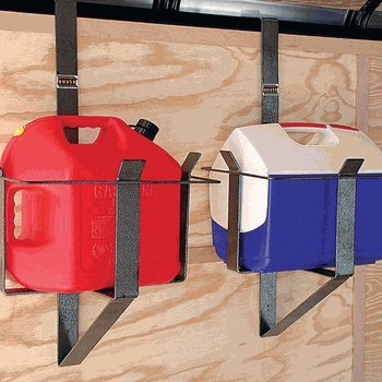5 G Gas CAN&Cooler Rack