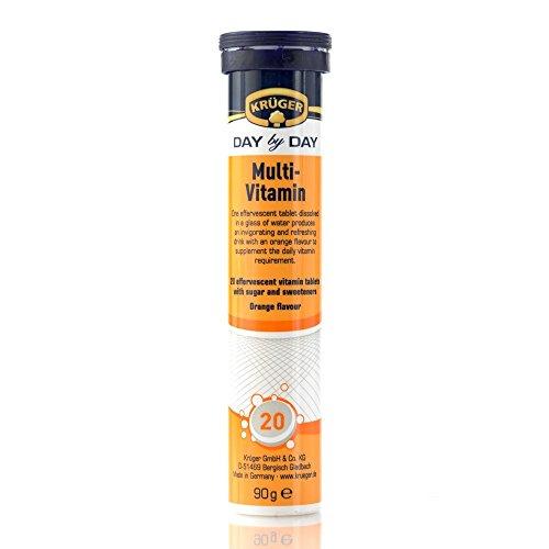 (Krueger Multi-Vitamin Effervescent Tablets (Pack of 6))
