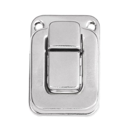 PEPPERLONELY Brand 20 Sets Silver Tone Toggle Catch Latch