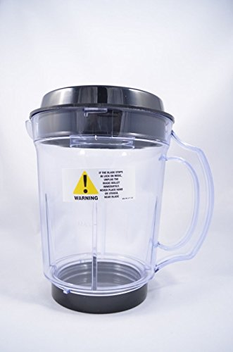 magic bullet blender pitcher - 3