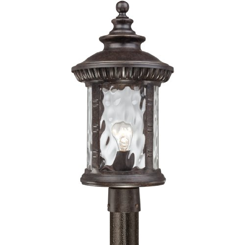 Quoizel CHI9011IB 1-Light Chimera Outdoor Lantern in Imperial Bronze Review