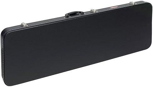 Stagg GEC-RE - Estuche para guitarra eléctrica (rectangular): Amazon.es: Instrumentos musicales