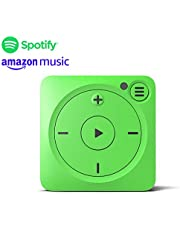 $85 » Mighty Vibe Spotify and Amazon Music Player - Bluetooth & Wired Headphones - 1,000+ Song Storage - No Phone Needed - Green