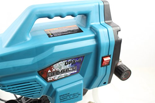 M-Tech Airless Paint Sprayer DPX8 Pro Choice 3000PSI with 1/4