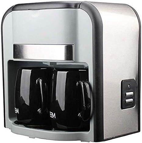Electrodomésticos 2 Tazas de Goteo cafeteras 420W eléctrico ...
