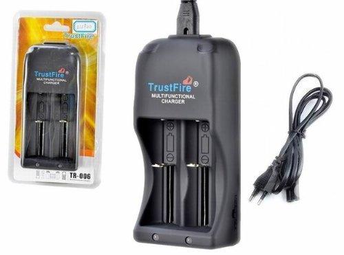 vogue-us® vogue-us®Trustfire Chargeur futé peut facturer 26650 à 18650 Batteries Li-ion