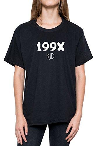 Minga London 199x T-Shirt Top Fun Women's Men's Tumblr Grunge Hipster Kid - Hipster 90s
