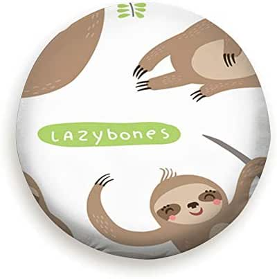 NGuns Sloths Funny Cute Lazy Sloth The Arts Tire Cover Dot Tire Cover