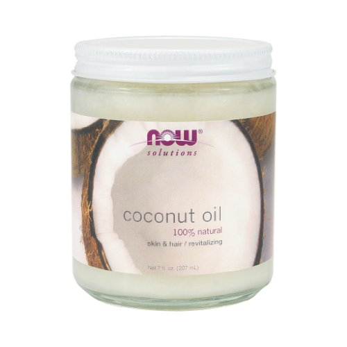 Now Foods Coconut Oil - 7 oz. 6 Pack