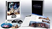 Star Wars: The Rise of Skywalker Limited Edition (4K Ultra/Blu-Ray/Digital Code) with Filmmaker Gallery Book a