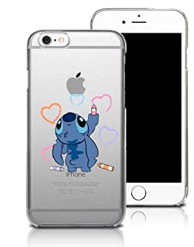 coque iphone 8 disney stitch