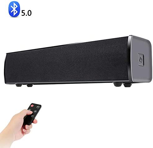 2 X 15W Mini Home Theater Sound bar, for Outdoor/Indoor Wire