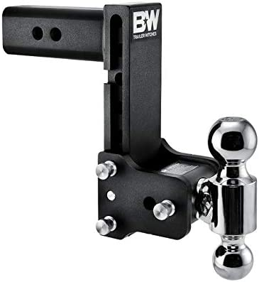 B&W Trailer Hitches Tow & Stow Double Ball Hitch