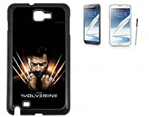 Samsung Galaxy Note 2 Hard Case With Printed High Gloss Insert The Wolverine