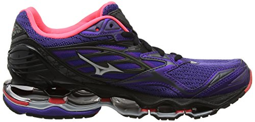 cheap sale top quality Mizuno Women's Wave Prophecy 6 Nova (W) Running Shoes Purple (Liberty/Silver/Black) pick a best sale online oFU760hEQ