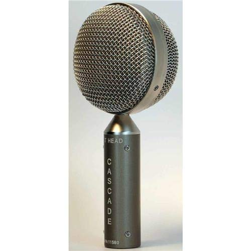 Cascade Microphones FAT HEAD BE Short Ribbon Microphone and Stock Transformer