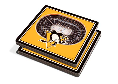 NHL Pittsburgh Penguins 3D StadiumViews - 3d Penguin