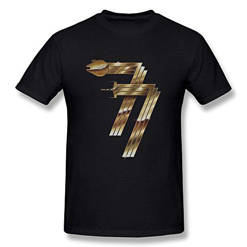 Jahei Custom Star Wars Millennium Falcon Spacecraft 77 Men T Shirt 100% (Falcon Console)