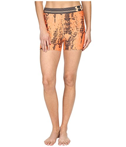 Under Armour Womens UA HeatGear Armour Printed 3 Shorty Small Afterglow