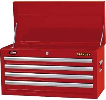 Stanley 4 Drawer Tool Box Mechanics Storage