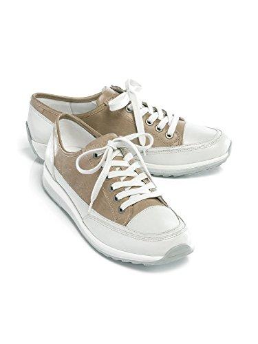 Avena Damen Luftpolster-Sneaker Braun