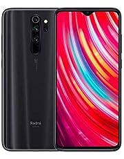 Xiaomi Redmi Note 8 Pro - Smartphone débloqué 4G (6.53 pouces - 6Go RAM - 128Go Stockage - Double Nano-SIM, Quad Caméra – NFC) Noir - Version Française - [Exclusivité Amazon]