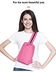Heartbeat Anti theft Backpackt Waterproof Backpackt Cross-Small Crossbody Backpack for Men & Women