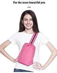 Heartbeat Anti theft Backpackt Waterproof Backpackt Cross-Small Crossbody Backpack for Men & Women