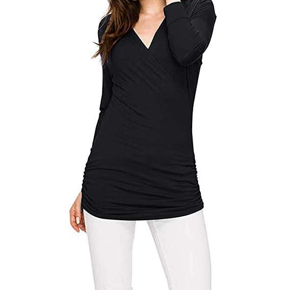 Luckycat Camisetas Mujer Verano Blusa Mujer Elegante Camisetas Mujer Fiesta Poliéster Tops Mujer Fiesta Camisetas Sin Hombros Mujer Tops Mujer Fiesta: ...