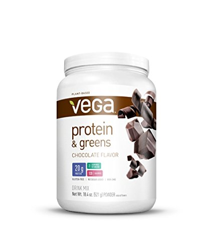 Vega Protein Greens Chocolate Servings product image