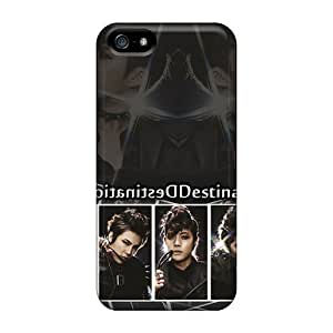 Case For HTC One M8 Cover Premium Protective Case With Look - Ss501